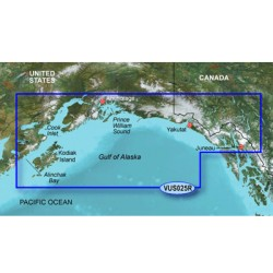 Garmin - 010-C0726-00 - g2 Vsn SD VUS025R Anchorage-Juneau