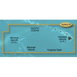 Garmin - 010-C0728-00 - g2 Vsn SD VUS027R Hawaiian-Mariana Is