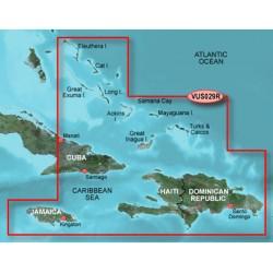 Garmin - 010-C0730-00 - g2 Vsn SD VUS029R Southern Bahamas