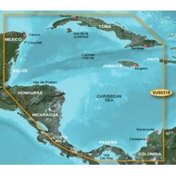 Garmin - 010-C0732-00 - g2 Vsn SD VUS031R Southwest Caribbean