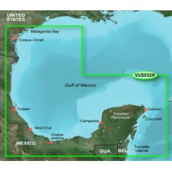 Garmin - 010-C0733-00 - g2 Vsn SD VUS032R Southern Gulf of Mex