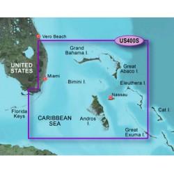 Garmin - 010-C0738-20 - Blue g2 SD HXUS400S Walker Cay-Exuma Snd