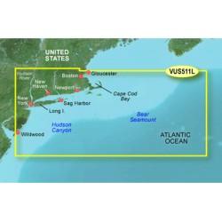Garmin - 010-C0740-00 - g2 Vsn SD VUS511L Boston-Atlantic Cty