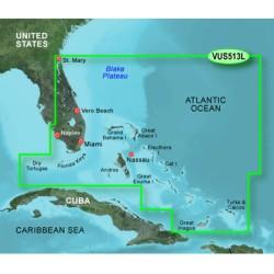 Garmin - 010-C0742-00 - g2 Vsn SD VUS513L Jacksonville-Bahamas
