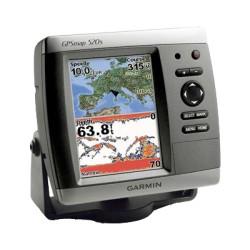 Garmin - 010-N0611-01 - GPSMAP 520s NOH w/Dual Freq Xdr