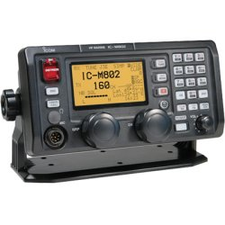 ICOM - M-802 - Icom M802 Marine Boat Single Side Band Radio - For Marine - 150 W - Flush Mount
