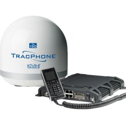 "KVH / TracVision - 01-0319 - FB150 Fleet Broadband w/ 11"" Dome"