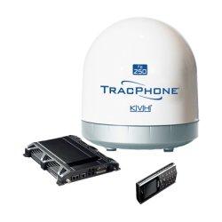 "KVH / TracVision - 34-3742A - TP FB250 Fleet Brdband Cmpct 10.6"" Dome"