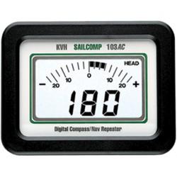 KVH / TracVision - 01-0115 - Elec. Compass, Sailcomp 103AC Digital