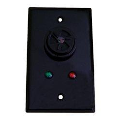 Maretron - ALM100-01 - NMEA2000 Alarm Buzzer w/ Black Plate