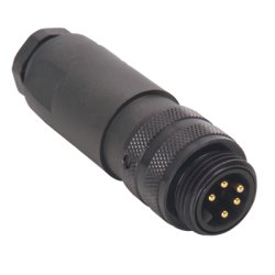 Maretron - FA-NM-ST - Field Connector, Male Mini, Straight