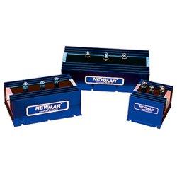NewMar - 1-3-120 - Battery Isolator, 1 Alt/ 3 Bank/ 120 Amp