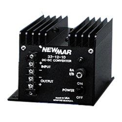 NewMar - 32-12-10 - DC-DC Converter, Input 20-50 VDC, Output 13.6 VDC 10A