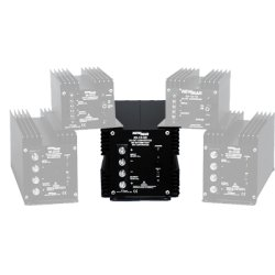 NewMar - 32-12-50 - DC-DC Converter, Input 20-50 VDC, Output 13.6 VDC 50A