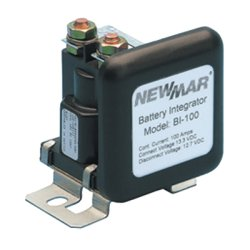 NewMar - BI-100 - Battery Intergrator, 13.2VDC