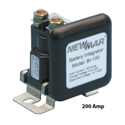 NewMar - BI-200 - Battery Integrator, 12V, 200 Amp