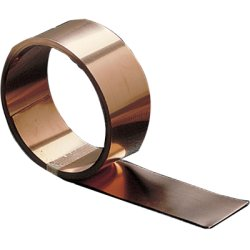 "NewMar - GS-2-50 - Copper Ground Strap, 2"" x 50'"