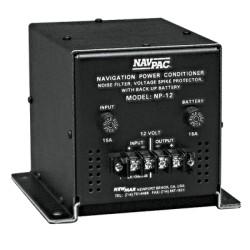 NewMar - NP12 - Nav-Pac 12V, Prevents Voltage Drop