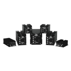 NewMar - 32-24-25 - DC-DC Converter, Input 32-50 VDC, Output 24.5 VDC 25A