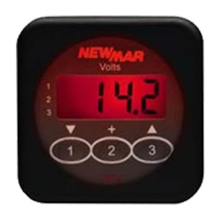 NewMar - DCV - DC Voltage Monitor