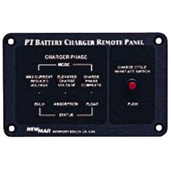 NewMar - RP - Remote Panel, Phase 3 Chargers
