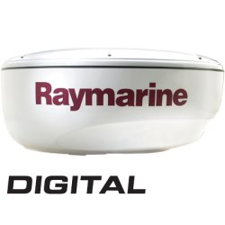 "Raymarine - E92130 - 4kW 18"" Digital Radome w/o Cable"
