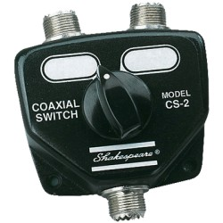 Shakespeare - CS2 - Two Way Coaxial Switch
