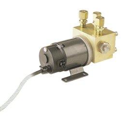 Simrad - 21116181 - Hydraulic Pump, RPU-80 (12V, 4.9-12 ci)