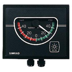 Simrad - 22085146 - Rudder Angle Indicator, RI35 MK2
