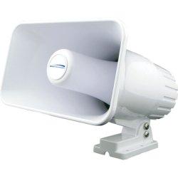 Speco - SPC-12RP - PA Horn, Weatherproof, White, 15 W
