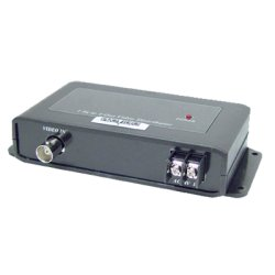 Speco - VIDDIST - Speco VIDDIST Video Splitter - 1 x 4Component Video In - Component Video Out