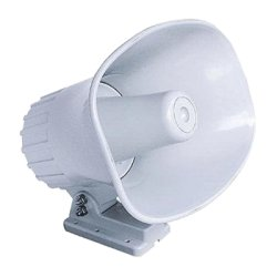 "Standard Horizon - 240SW - Hailer Horn, 5"" x 8"", 40 Watt 4 ohm"