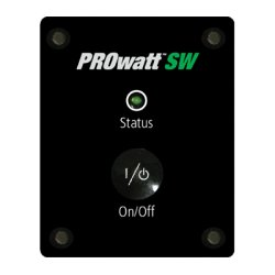Xantrex - 808-9001 - Xantrex Remote Panel with 25 ft. Cable For Prowatt Sw Inverters