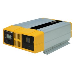 Xantrex - 806-1850 - Xantrex PROsine 1800 Power Inverter - Input Voltage: 12 V DC, 24 V DC - Output Voltage: 120 V AC - Continuous Power: 1800 W