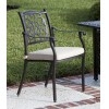 Fire Sense - 62110 - Stefano Cast Aluminum Dining Chair