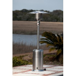 Fire Sense - 61436 - Stainless Steel Pro Series Patio Heater