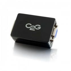 C2G (Cables To Go) / Legrand - 40724 - C2G Pro DVI-D to VGA Adapter Converter - 1 x DVI-D (Dual-Link) Female Digital Video - 1 x HD-15 Female VGA - Black