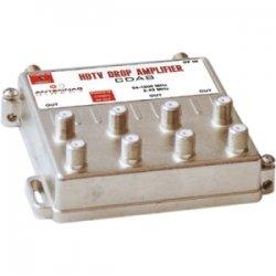 Antennas Direct - CDA8 - Antennas Direct 8 Way TV / CATV Distribution Amplifier - 8-way - 1 GHz - 54 MHz to 1 GHz