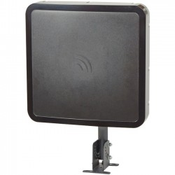 Winegard - FL6550S - Winegard FlatWave AIR Outdoor Amplified HDTV Antenna - Upto 60 Mile Range - VHF, UHF - Television, Outdoor - USBOmni-directional