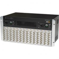 Axis Communication - 0575-004 - Q7920 Video Encoder Chassis 5u Rack Mount For Up To 14 Blades