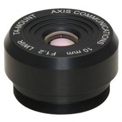 Axis Communication - 5503-021 - AXIS 5503-021 - 10 mm - f/1.2 - Fixed Focal Length Lens