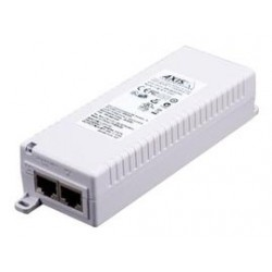 Axis Communication - 5900-294 - AXIS T8133 30W Midspan - 110 V AC, 220 V AC Input - 55 V DC Output - 10/100/1000Base-T Input Port(s) - 10/100/1000Base-T Output Port(s) - 30 W - DIN Rail/Wall Mountable