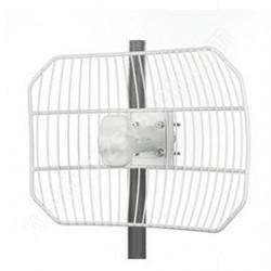 Ubiquiti Networks - AG-5G23 HP - Ubiquiti airGrid M HP 5GHz 23dBi Antenna INTL