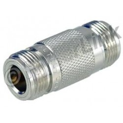 L-Com Global Connectivity - AXA-NFNF - Coaxial Adapter, Type N-Female / Female