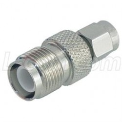 L-Com Global Connectivity - AXA-RTJRSP - Coaxial Adapter, RP-SMA Plug / RP-TNC Jack