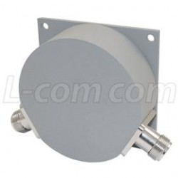 L-Com Global Connectivity - BPF2400A - 2.4 GHz Ultra High Q 4-Pole Outdoor Bandpass Filter, Full Band