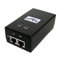 Ubiquiti Networks - POE-24-12W - Ubiquiti POE-24-12W Power over Ethernet Injector - 110 V AC, 220 V AC Input - 24 V DC, 500 mA Output - 1 Ethernet Input Port(s) - 1 Ethernet Output Port(s) - 12 W