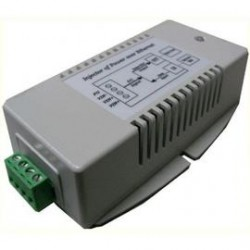 Tycon Power Systems - TP-DCDC-4848-HP - Tycon Power High Power DC to DC Converter - 72 V DC Input - 56 V DC, 500 mA Output - Ethernet Output Port(s) - 30 W