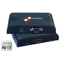 Avenview - C-VGA-HDM - Avenview VGA Upconverter to HDMI 1080P