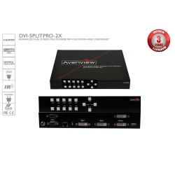 Avenview - DVI-SPLITPRO-2X - Dvi-splitpro-2x